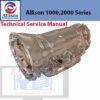 Allison 1000,2000 Automatic Transmission