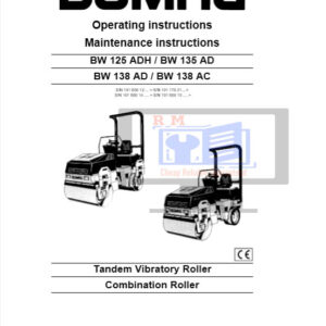 Workshop Repair Service – Product Code BMG 0003
