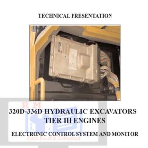 Caterpillar 320D and 336D Service Training – Electrical