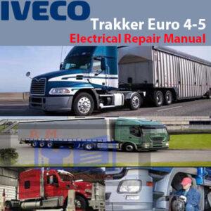Iveco Trakker Euro 4-5 Electrical Repair Manual