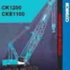 Kobelco CKE1100 CK1200 Crawler Crane