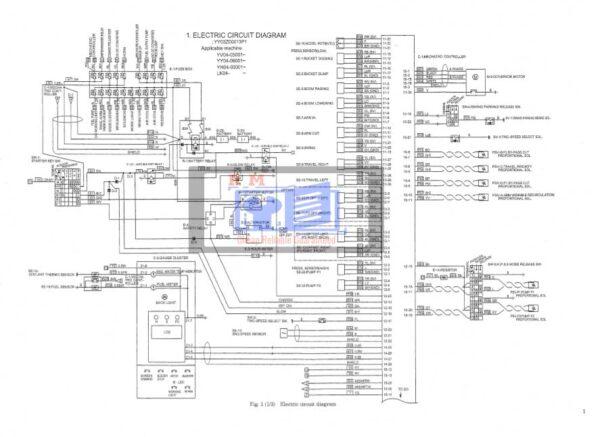 Kobelco SK115SR Workshop Manual