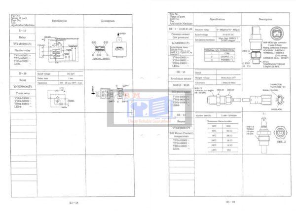 Kobelco SK135SR Manual