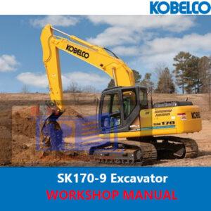 Kobelco SK170-9 Excavator Workshop Manual