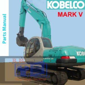 Kobelco SK200 Mark V, SK200LC Mark V Excavator Parts Manual
