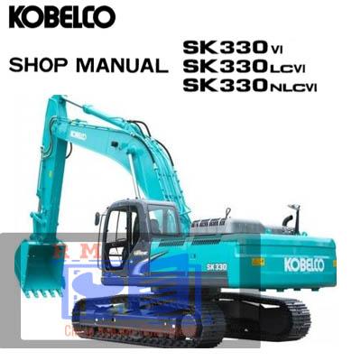 Kobelco SK330