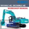 Kobelco SK330LC 6E SK330NLC 6E