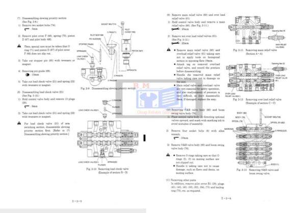 Kobelco SK80MSR Repair Manual