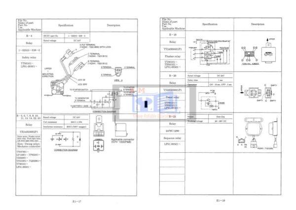 Kobelco SK80MSR Service Manual