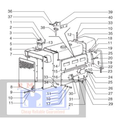 New Holland 7D - Part Catalog