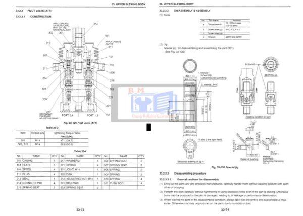 SK80MSR-1E S Workshop Manual