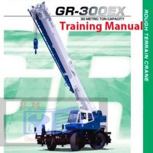 Tadano GR300EX-1 TR300XL-4 Training Manual