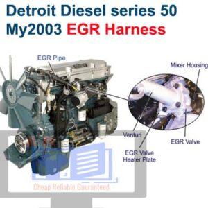 Detroit Diesel series 50 My2003 Harness Diagrams