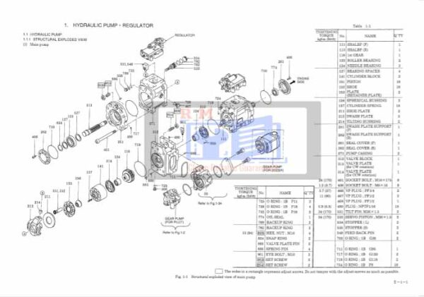 Kobelco 135Sr Workshop Manual