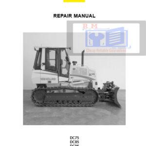New holland manual DC75, DC85, DC95 Crawler Bulldozer Workshop Repair Manual