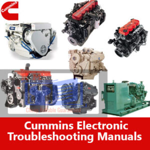 Cummins Electronic Troubleshooting Manuals