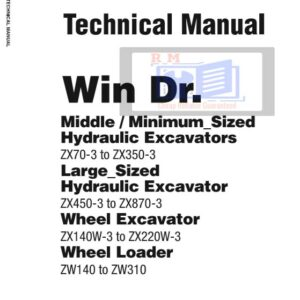Hitachi WinDR Technical Manual