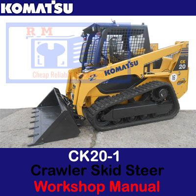 Komatsu CK20-1