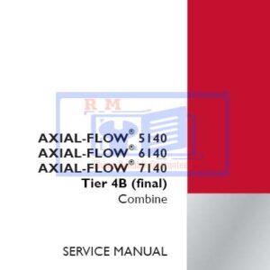 Case Axial Flow 5140, Axial Flow 6140, Axial Flow 7140 Service Repair Manual