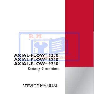 Case Axial Flow 7230, Axial Flow 8230, Axial Flow 9230 Service Repair Manual