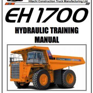 Hitachi Dump truck Manuals Collection