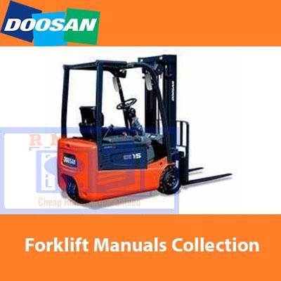 Doosan service manual