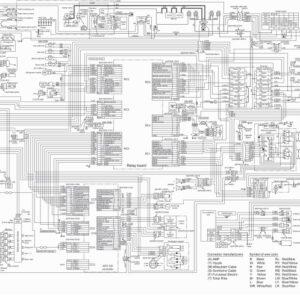 Kato HD1023 III and HD1023 III-LC Electrical and Hydraulic Diagrams