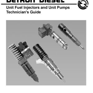 Detroit Diesel Injectors and Pump Technical Guide