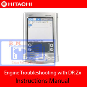 Hitachi Engine Troubleshooting with DR.Zx