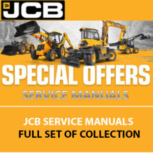 JCB Service Manuals and related engine manuals for JCB Products