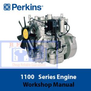 Perkins 1100 Series Workshop Manual