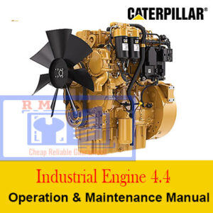 Caterpillar 4.4 Industrial Engine Operation and Maintenance Manual
