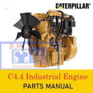 Caterpillar C4.4 Industrial Engine Parts Manual