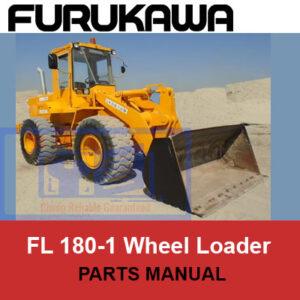Furukawa FL 180-1 Wheel Loader Parts Manual