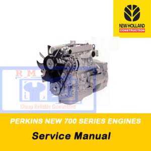 PERKINS NEW 700 SERIES Service Manual [ Related with New Holland Product ]