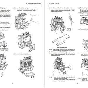 Doosan Skid Steer 430 Series, 440 Plus, 450 Series, 460 Series Workshop Manual