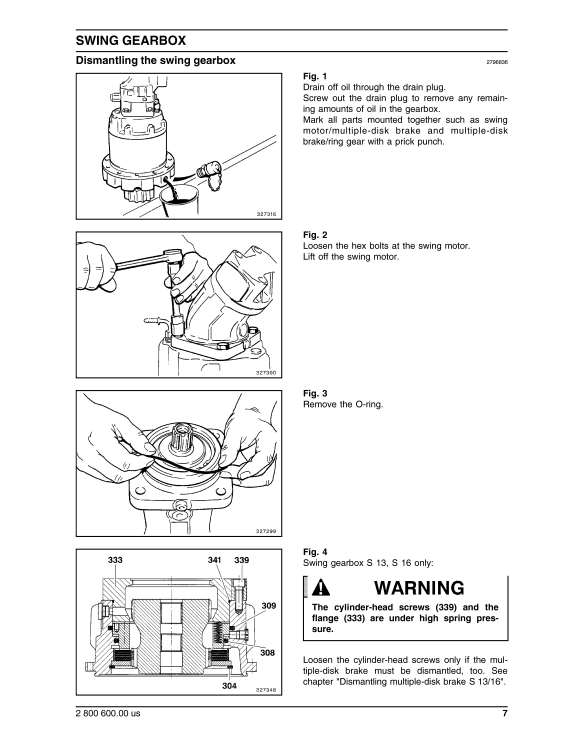 new holland EC240 repair manual