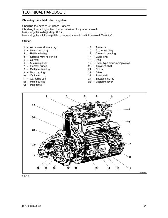 new holland EC240 service manual