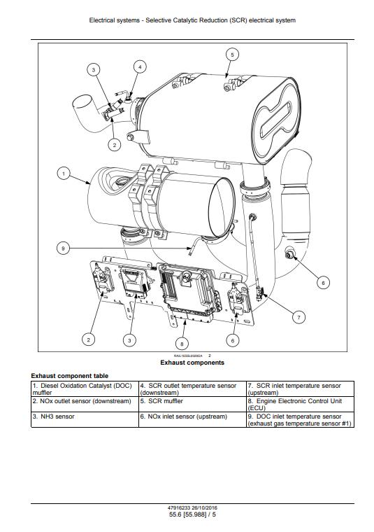 new holland L234 repair manual pdf