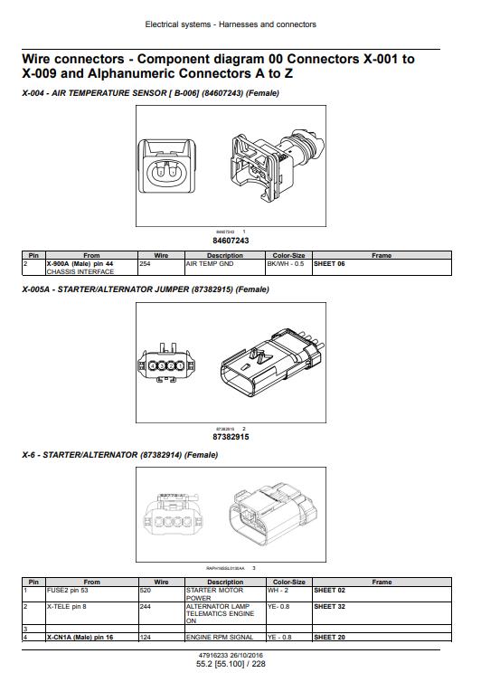 new holland L234 service manual pdf 2