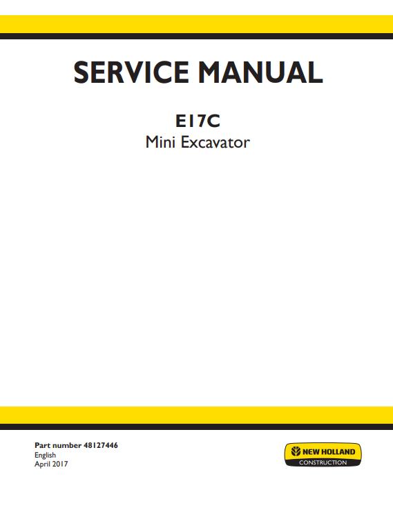 new holland repair manual 10