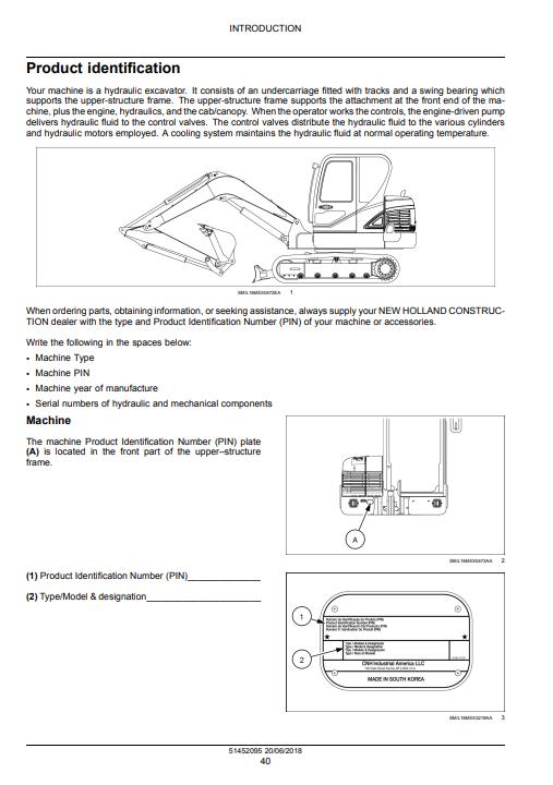 new holland service manual 12