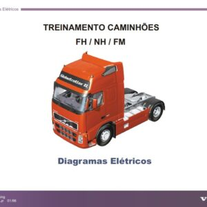 Volvo FH, NH, FM Truck Full Electrical Diagrams