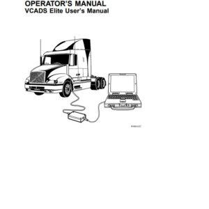 Volvo VCAD Elite User Manual