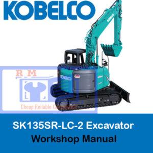 Kobleco SK200LC-6E, SK210LC-6E, SK210NLC-6E Workshop Manual (Copy)
