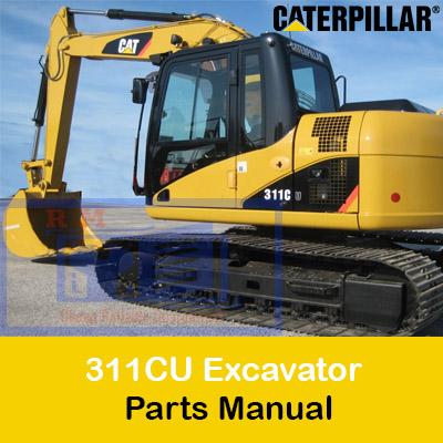 caterpillar parts manual