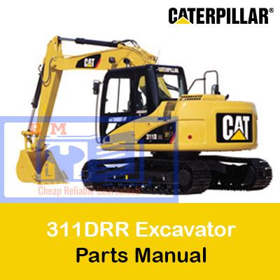 caterpillar 311D