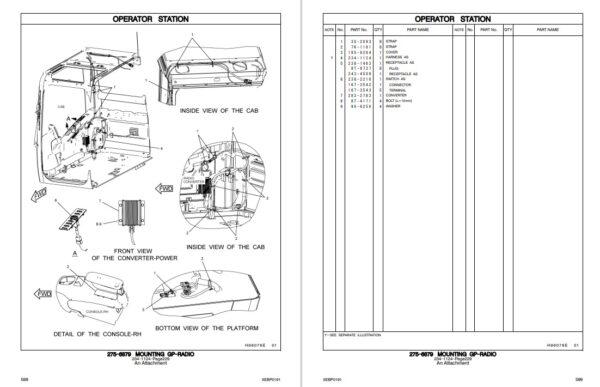 caterpillar parts manual 1
