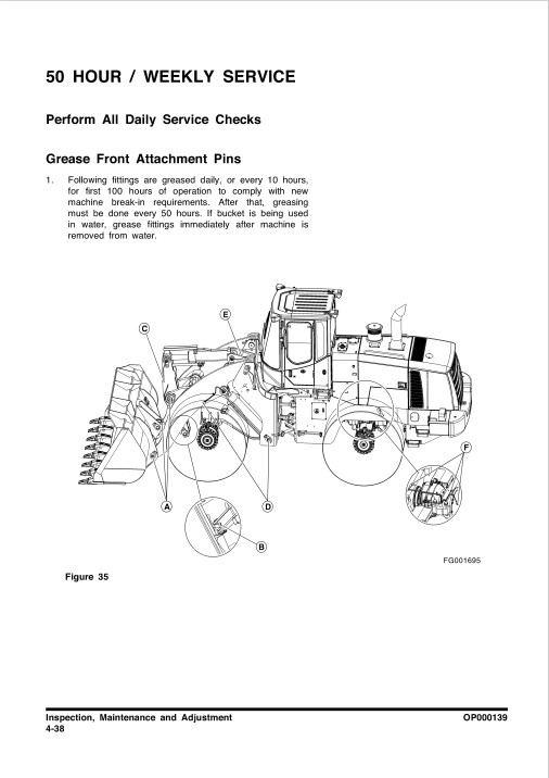 doosan dl400 serrvice repair manual