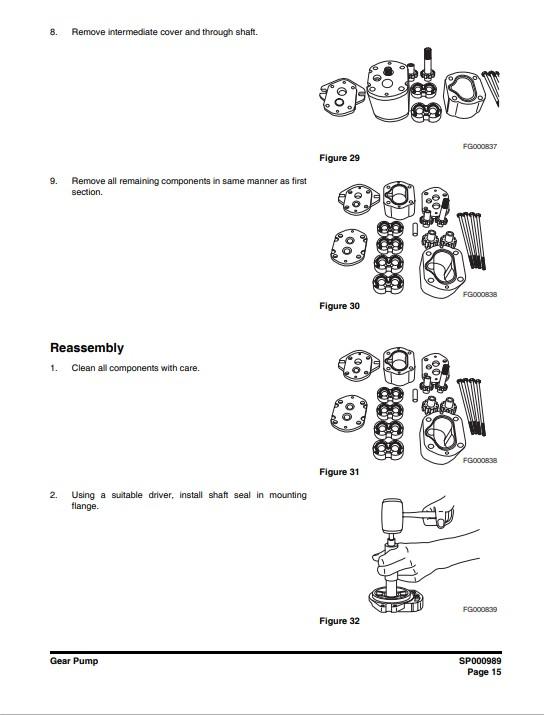 doosan workshop manual
